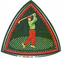 Aufkleber Golf - Other
