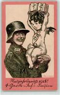 52724941 - Sign. Bernhard 4. Garde-Inf.-Division Soldat Engel - Regimientos