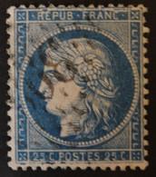 GRANDE CASSURE Superbe Variété Planchage 144A2 7ème état - 1871-1875 Ceres