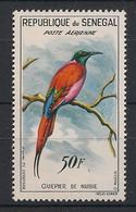 Sénégal - 1960 - Poste Aérienne PA N°Yv. 31 - Guépier De Nubie - Neuf Luxe ** / MNH / Postfrisch - Non Classificati