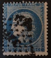 GRANDE CASSURE Superbe Variété Planchage 144A2 8ème état - 1871-1875 Ceres