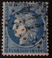 GRANDE CASSURE Superbe Variété Planchage 145A2 8ème état - 1871-1875 Ceres
