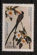 Ghana - 1985 - N°Yv. 886 - Audubon / Oiseau / Bird - Neuf Luxe ** / MNH / Postfrisch - Non Classificati