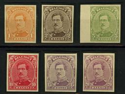 België 135/40 * - Koning Albert I - Roi Albert I - Ongetand - Cote: € 450,00 - Imperforates