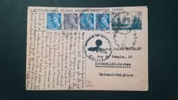 ANTIER POSTAL - N°402 - 80 C. Bleu Arc De Triomphe - Sin Clasificación