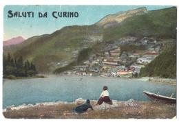 Italie - Curino - 1921 - Affranchissement Combiné ! - Biella