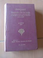 Annuaire Des Sociétés Par Actions D'Alsace, Moselle Et De La Sarre 1952 - 1901-1940