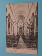 College Saint-Joseph - Eglise Turnhout ( Edit. Ch. Wellens-Weckx ) Anno 1903 ( Zie Scans ) ! - Turnhout