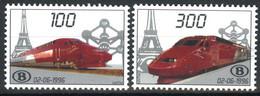 België TRV1/2 - Thalys - Sonstige