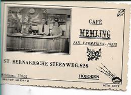 Hoboken Café  Memling - Luoghi