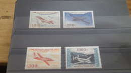 LOT526015 TIMBRE DE FRANCE NEUF** LUXE PA N°30 A 33 - 1927-1959 Nuevos
