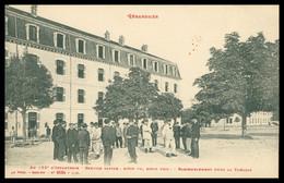 GERARDMER - Au 152 D'Infanterie - Militaria - Service Rapide - Rassemblement Pour La Théorie - Edit. AD. WEICK - Gerardmer
