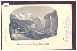 LAUTERBRUNNENTHAL - TB - BE Berne