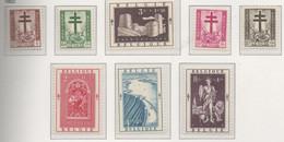 Lutte Contre La Tuberculose 1952 XXX - Unused Stamps