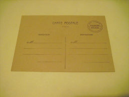Entier Postal (PàP) Neuf De Service Officiel De L'Etat Français (Vichy 1940-1944) - Brieven En Documenten