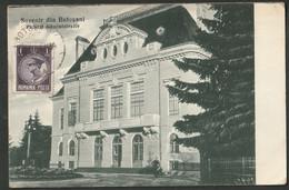 Romania 1934 - Botosani - Palaltul Administrativ - Rumania