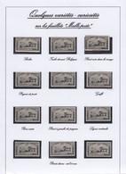 407/409 - XX - MALLE-POSTE-POSTKOETS - Petit Ensemble De - Klein Geheel Van 31 VAR/CUR - 3 SCANS -cote Timbres 156 € - Sonstige