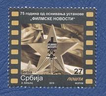 "SERBIE 75 Years Of ""FILMSKE NOVOSTI"" Newsreel Neuf**. Cinéma, Film, Movie. - Cinema"