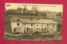 C.P. Bouillon =  Anciennes Maisons  Des  Pêcheurs  Au Bord  De La  Semois - Bouillon