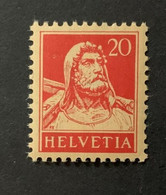 11316 - Buste De Tell No 174z 20ct Carmin   ** Neuf MNH - Unused Stamps