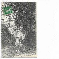 LA FOREST. UN COIN DU CHATEAU DE GUER RUS. - Sin Clasificación