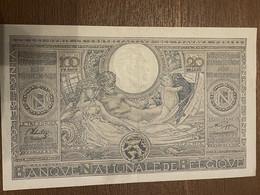 Billet Belge 1942 - 100 Francs & 100 Francs-20 Belgas