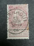 COB N° 61 Oblitération Turnhout - 1893-1900 Thin Beard