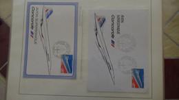 Q77 Thématique Concorde En 4 Volumes SAFE Avec étui. Volume N° 3 Voir Commentaires. A Saisir  !! - Colecciones (en álbumes)