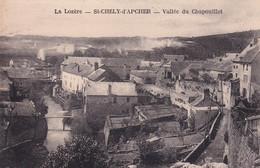 "SAINT CHELY   "" Vallée Du Chapouillet  ""     N°7493 - Saint Chely D'Apcher"