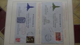 Q78 Thématique Concorde En 4 Volumes SAFE Avec étui. Volume N° 4 Voir Commentaires. A Saisir  !! - Sammlungen (im Alben)