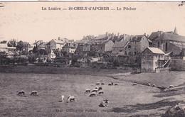 """SAINT CHELY   """" Le Pecher , RARE """"     N°7494 - Saint Chely D'Apcher"""