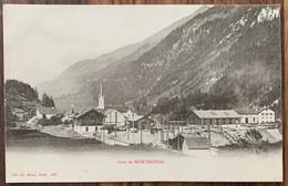 GRUYERES - GARE DE MONTBOVON... SUPERBE - FR Fribourg