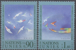 Jean  Michel Folon 1998   XXX - Unused Stamps