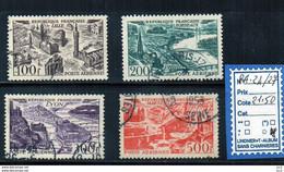 FRANCE PA OBLITERE N° 24/27 - 1927-1959 Afgestempeld