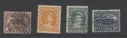 Nouveau Brunswick - New Brunswick 1860 - 63  1c, 2c (MH*) , 5c Et 12 1/2 C - Unclassified