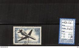 PA OBLITÉRÉ N° 36 - 1927-1959 Usati