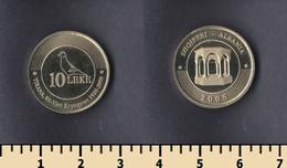 Albania 10 Lekë 2005 - Albanien
