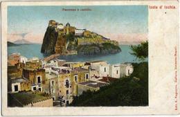ITALIE - Isola ISCHIA -- Panorama E Castello - Napoli (Napels)