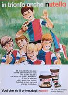 1969 - NUTELLA - 1 Pag. Pubblicità Cm. 13x18 - Nutella