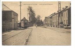 Montigny-Le-Tilleul - Arrêt Du Tram. - Charleroi