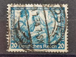 Deutsche Reich Mi-Nr. 505 Gestempelt Selten Rare - Gebraucht