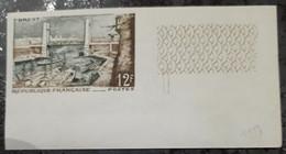 France N° 1117** Non Dentelé 1957 Brest - Imperforates
