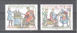 """France Oblitérés : Les 2 Timbres Du Bloc """"Grandes Heures De L'histoire De France 2020"""" (cachet Rond) - Used Stamps"""