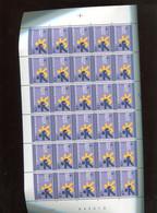 Belgie 1984 2145 Chiro  FULL SHEET MNH Plaatnummer 2 - Hojas Completas