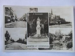 016 Ansichtkaart Groeten Uit Roosendaal - 1948 - Roosendaal