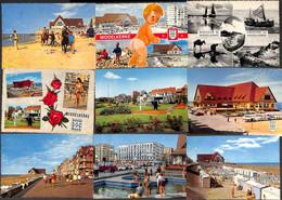 Middelkerke - Lot 33 Cartes (un Peu De Tout, Oldtimer, Multi-vues) (petit Prix) - Middelkerke