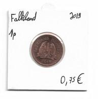FALKLAND - 1 PENNY 2019 - Falkland Islands