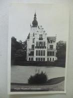 036 Ansichtkaart Vught - Raadhuis (achterzijde) - 1957 - Vught