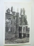 036 Ansichtkaart Vught - Kasteel Maurick - 1957 - Vught