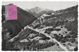 LUS LA CROIX HAUTE - ( Drôme ) - EN MONTANT AU COL DE GRIMONE - AU FOND TOUSSIERE - - Autres Communes